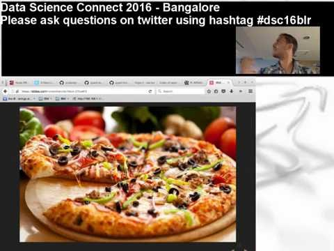 Data Science Connect 2016 Bangalore (Livestream Recording)