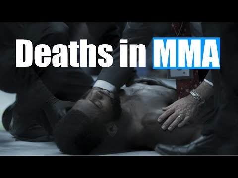 Shocking Deaths In MMA History