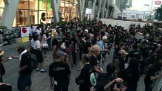 International March for Elephant - Bangkok Thailand - Oct 4 2013