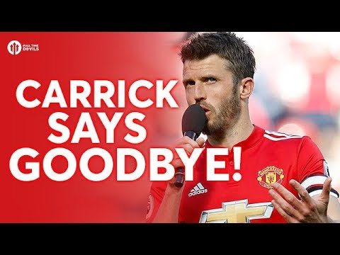 CARRICK SAYS GOODBYE! Manchester United 1-0 Watford