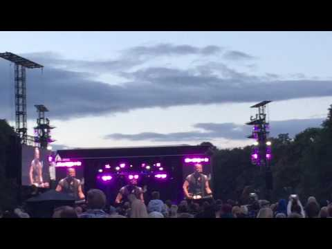 Bruce Springsteen Land of Hope and Dreams live Frogner Park Oslo Norway
