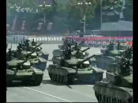 06  New Chinese Military Parade 2009   国庆60周年特别报道直播 Shilochi