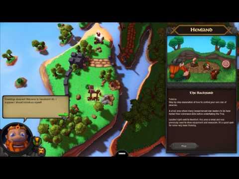 Lets Play A Game of Dwarves Episode 1 - The Amazingness of Dwarves  