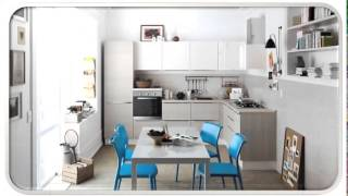 Blue Modern Kitchen Table Chairs