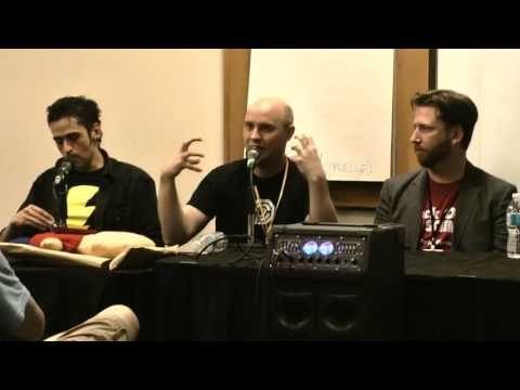 [Convention Hopper] ConBravo 2013 - How to Make it as a Voice Actor