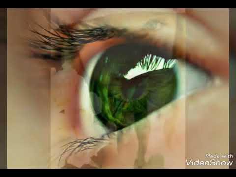 Emerald Green Eyes (Forced)