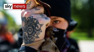 Antifa: Fascist fighters or criminals?