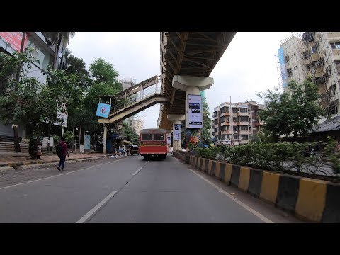 4K Drive in Borivali West | Mumbai, IN