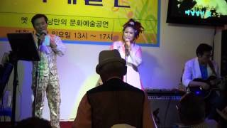 * 일자상서... 가수 유경아 / 스타 예술단 창단식 …