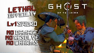 6 Blades of Kojiro LETHAL (Dance of Death with Kojiro) Ghost of Tsushima