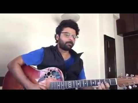 Tuhi re guitar cover by Joy Sarkar