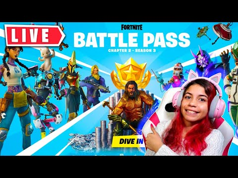 FASHION SHOW/SCRIMS LIVE! WINNERS GETS PRIZES FORNITE LEGIT FASHION SHOW! SEASON 3! (I DO RAIDS) from YouTube · Duration:  42 minutes 18 seconds