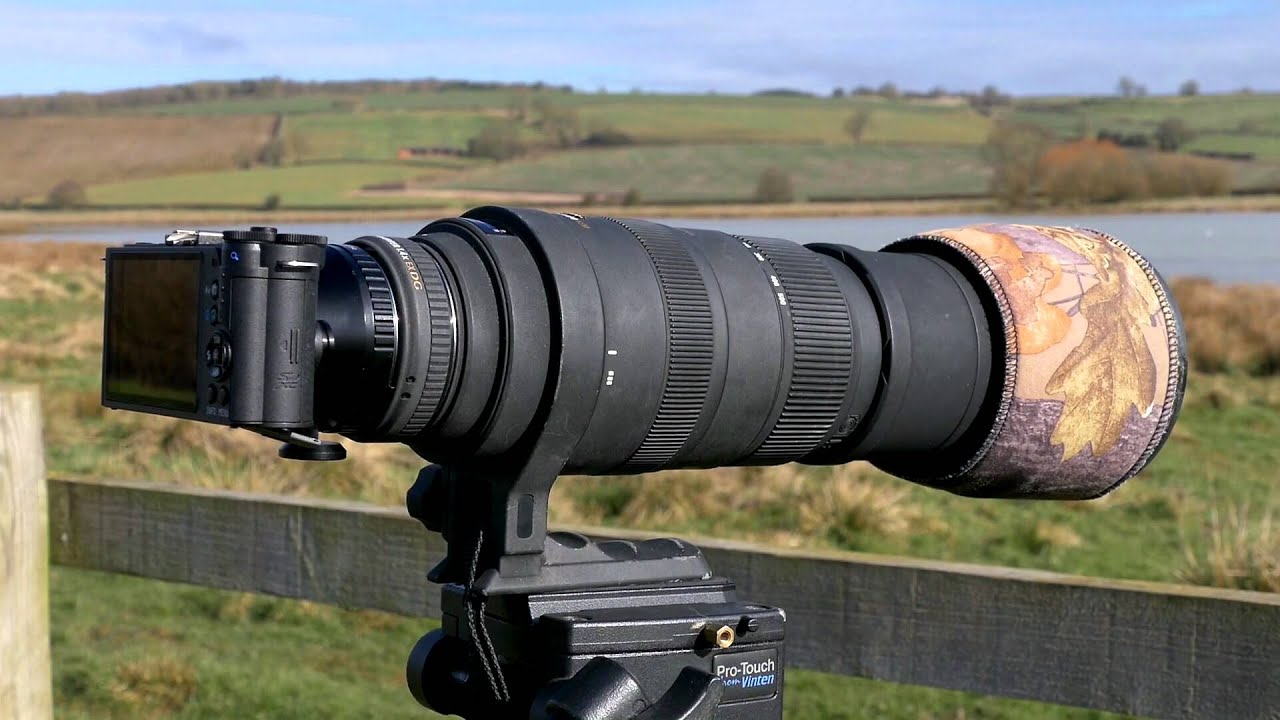 Pentax Q S1 With 14x Teleconverter And Sigma 150 To 500mm Lens Test