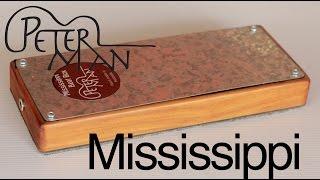 big Mississippi stomp box, drum machine