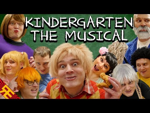 Kindergarten: The Musical Mp3