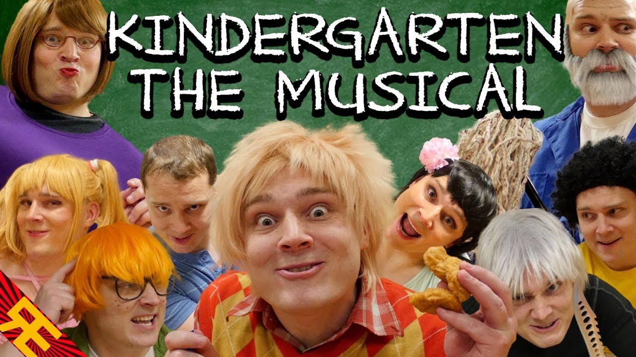 Download Kindergarten: The Musical [by Random Encounters]