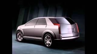 Cadillac Vizon Concept Videos