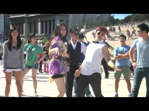 Gangnam Style Parody (Oppa Chicago Style)
