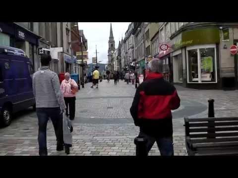 City Centre, Inverness, Scotland
