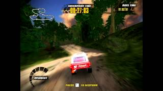 Jungle Racers [PC] gameplay