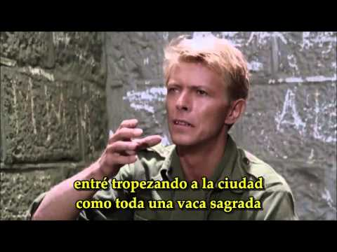 David Bowie - China Girl - subtitulada español