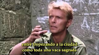 David Bowie - China Girl - subtitulada español
