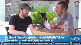"""Fatih Tekke'den anlamlı Trabzonspor mesajı! """"Elbet bir gün, bakalım, nasip"""""""