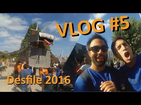 Gloriosa FCT! Desfile 2016 - Vlog #5