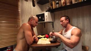 СПОРТПИТ №20 : Креветки и картофель