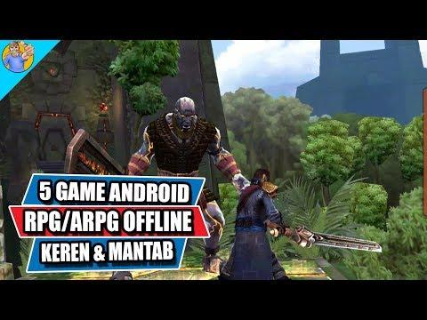 5 Game Android RPG/Action RPG Offline Keren & Mantab