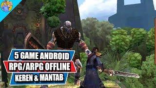 5 Game Android RPGAction RPG Offline Keren And Mantab