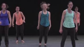 The Sharing Dance Canada 2017 Choreography