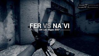 DreamHack Masters Las Vegas: Fer vs Navi