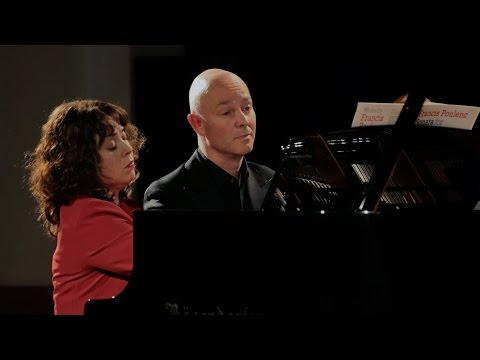 Sonata for Piano Four Hands: Francis Poulenc