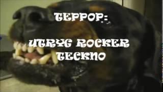 TEPPOP :UTRYG ROCKER TEKNO
