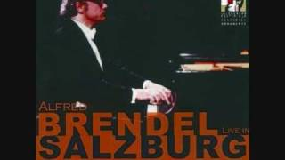 Brendel plays Schubert Sonata No. 15 in C major, D. 840, I/II