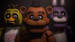 Five Nights At Freddy's 3 - Part 3 - ZOR GECELER !