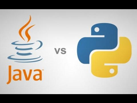 Java Vs Python || Best language to learn || 2017