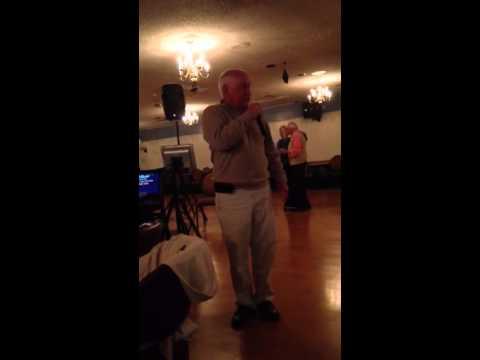 Jerry Beasley - Vista Elks Karaoke Night