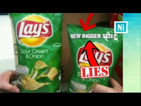 Shocking Food Lies You Need To Know!!