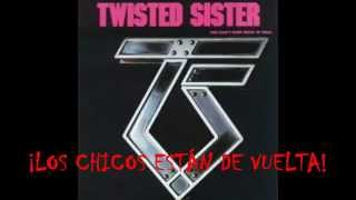 Twisted Sister - The Kids Are Back (Subtitulado al Español)