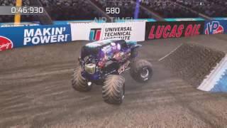Monster Jam Crush it Xbox One Gameplay