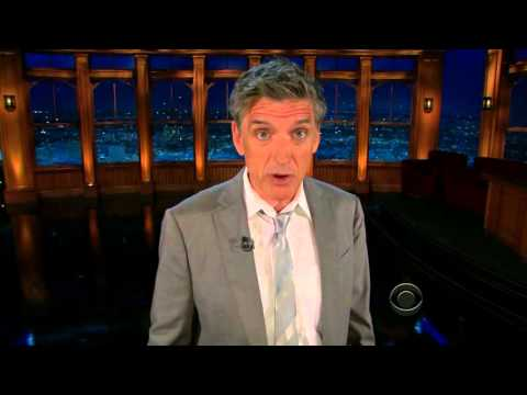 Late Late Show with Craig Ferguson 9/17/2010 Tim Gunn, Jennifer Finnigan