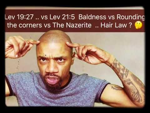 Hair Law Doctrine also incorrect .. proven by actual scriptures pertaining to hair