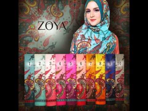Model Jilbab Terbaru Zoya Youtube
