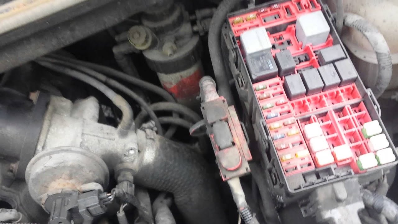2000 ford focus fuse diagram transit problems youtube  transit problems youtube