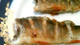 Как приготовить рыбу без костей.Как приготовить окуня