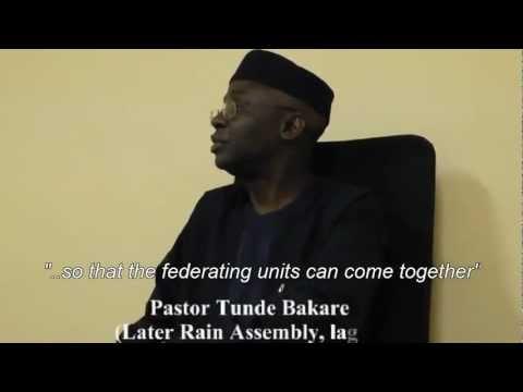 Oyedepo, Tunde Bakare, Yinka Odumakin, Joe Igbokwe, Alh. Kabir talk on Nigeria's Unity -SaharaTV