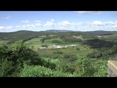 Tour of Bradford County, PA - A Fracking Community
