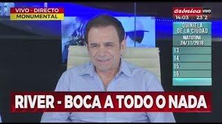 """Victorio Nicolás Cocco - Atfa - """"""""Superclásico suspendido. ¿ Ganó la violencia otra vez ?"""""""""""